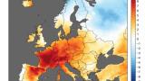 유럽 덮친 열파, 기후변화로 발생빈도 100배↑